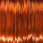 fil de cuivre naturel