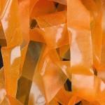 body stretch orange