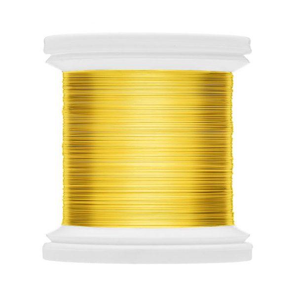 fil de cuivre jaune