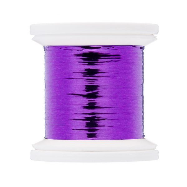 flat tinsel violet