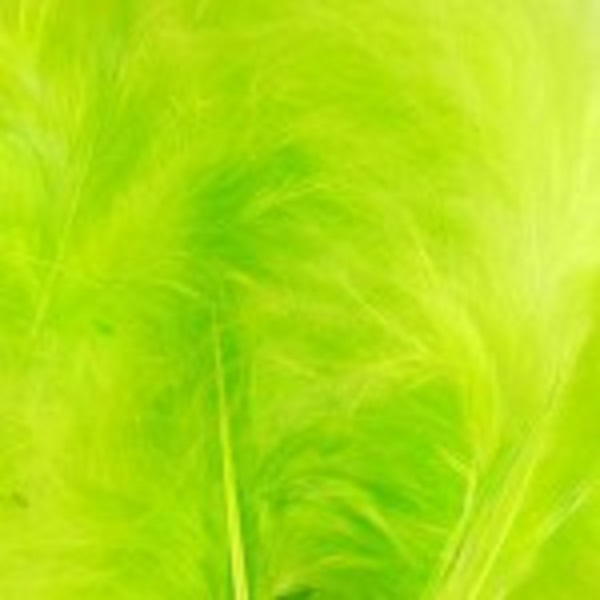 plumes-marabout-chartreuse